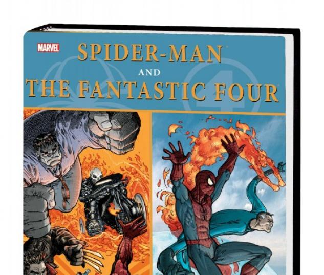 Spider-Man/Fantastic Four (Hardcover)