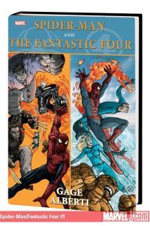 Spider-Man/Fantastic Four (Hardcover)
