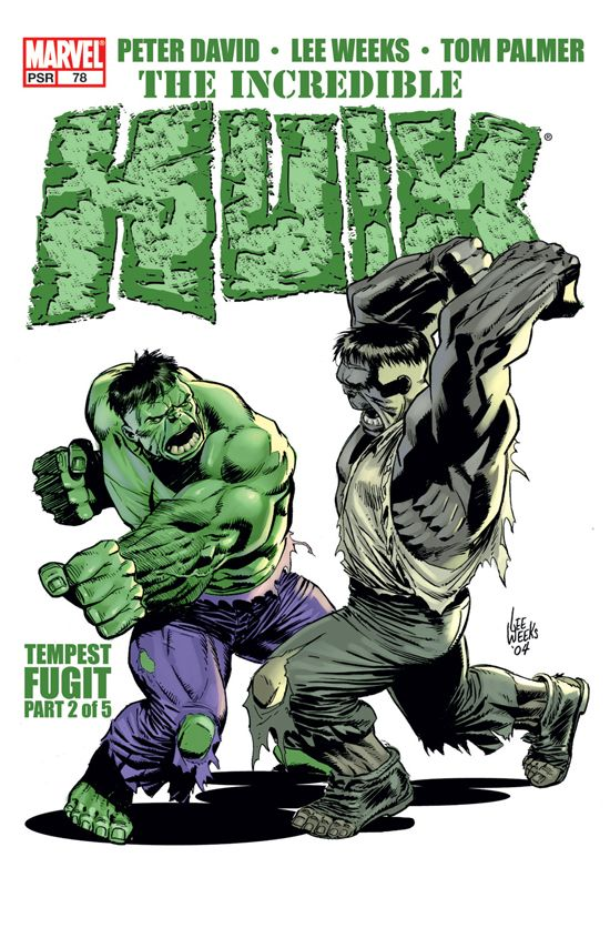 Incredible Hulk (1999) #78
