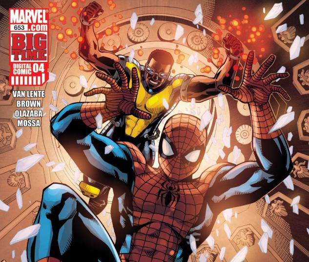 Spider-Man: Big Time #4