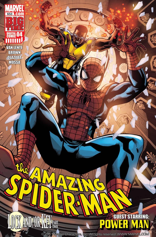 Spider-Man: Big Time (2010) #4