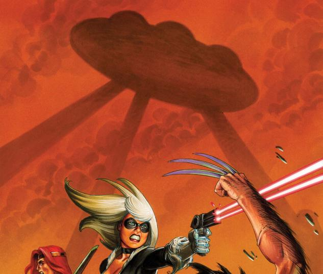 Wolverine & Black Cat: Claws 2 (2010) #2