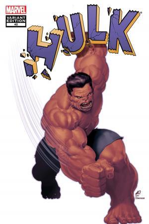Hulk (2008) #42 (Mc 50th Anniversary Variant)