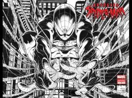 Avenging Spider-Man (2011) #1, Quesada Sketch Variant
