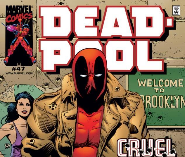 Deadpool (1997) #47