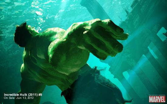 The Incredible Hulk (2011) #9