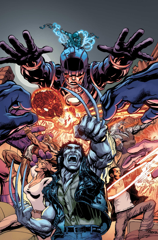 First X-Men (2011) #4