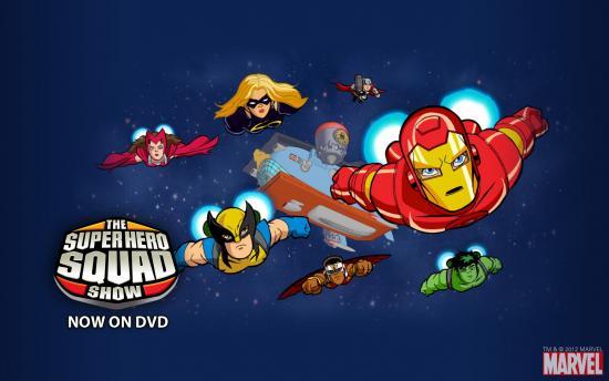 Super Hero Squad: Infinity Gauntlet Wallpaper #10