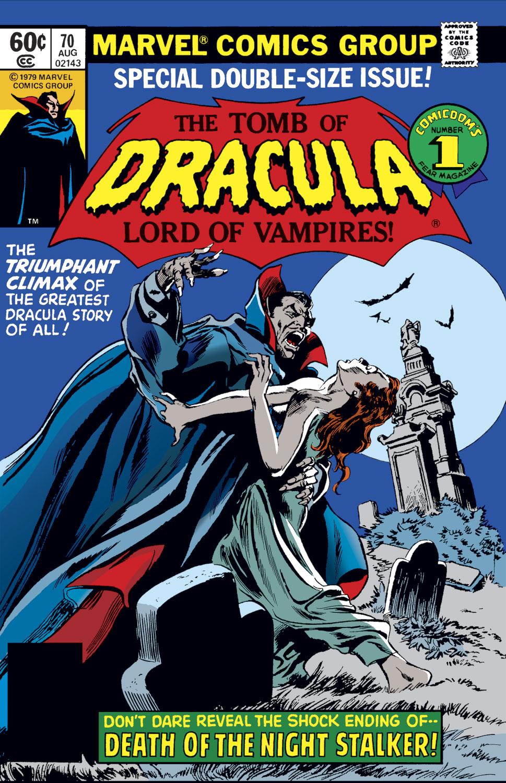Tomb of Dracula (1972) #70