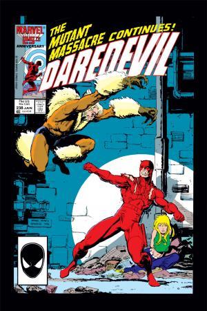 Daredevil #238