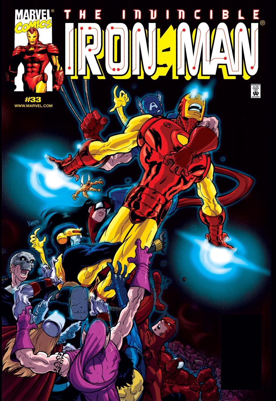 Iron Man (1998) #33