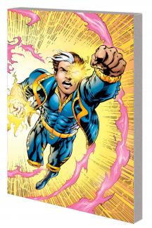 X-Man: Dance with the Devil (Trade Paperback)