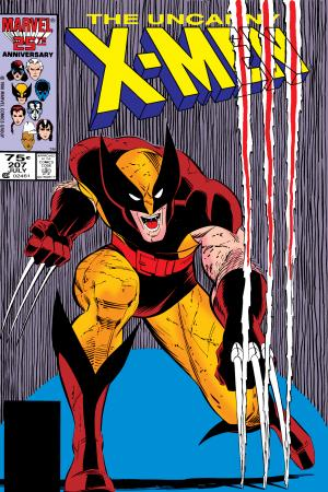 Uncanny X-Men (1963) #207