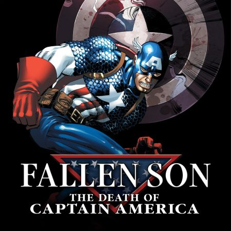 Fallen Son: The Death of Captain America (2007)
