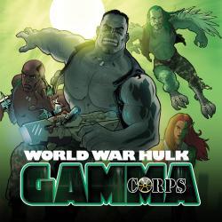 World War Hulk: Gamma Files (2007)