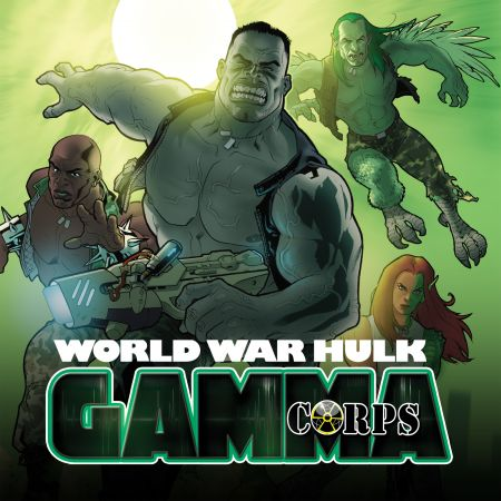 World War Hulk: Gamma Files (2007)