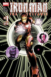 Iron Man: Inevitable #1