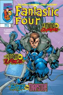 Fantastic Four (1998) #10