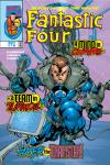 Fantastic Four (1998) #10 Cover