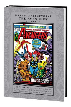 Marvel Masterworks: The Avengers (Hardcover)
