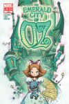 The Emerald City of Oz (2013) #1