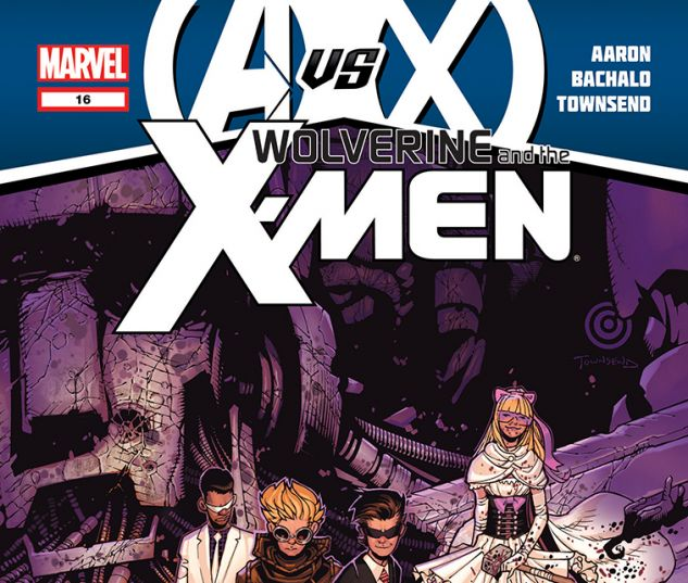 Wolverine & the X-Men (2011) #16