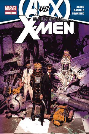Wolverine & the X-Men (2011) #16