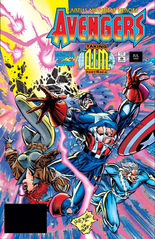 Avengers (1963) #388