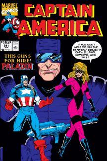 Captain America (1968) #381