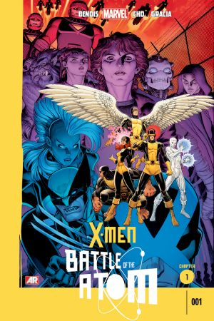 X-Men: Battle of the Atom (2013) #1