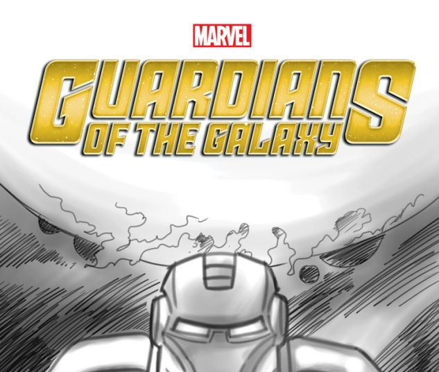 GUARDIANS OF THE GALAXY 7 CASTELLANI LEGO SKETCH VARIANT (NOW, WITH DIGITAL CODE)