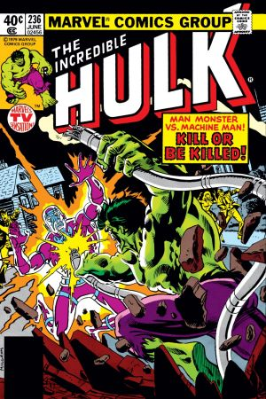 Incredible Hulk (1962) #236
