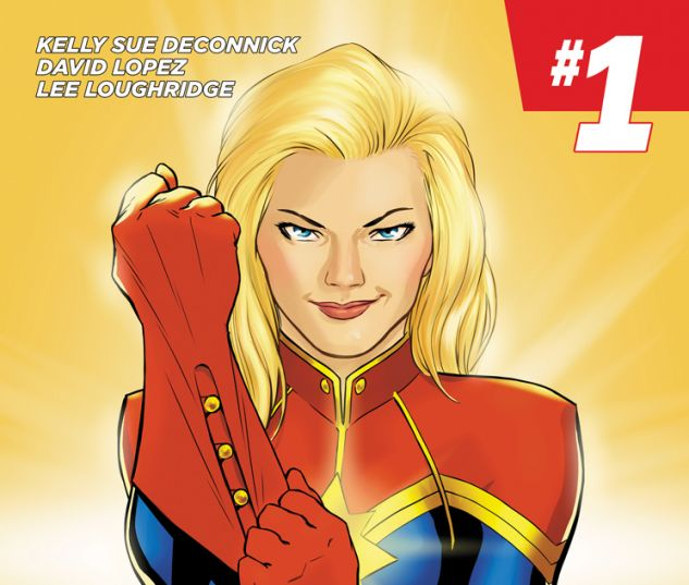CAPTAIN MARVEL 1 (ANMN, WITH DIGITAL CODE)