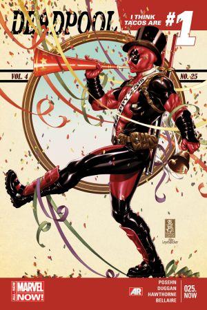 Deadpool (2012) #25