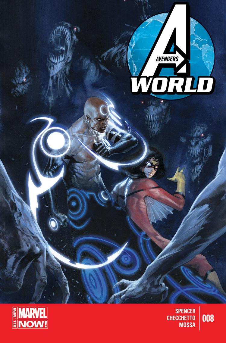 Avengers World (2014) #8