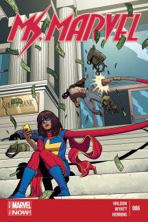 Ms. Marvel (2014) #6
