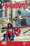 MS. MARVEL 6 (ANMN)