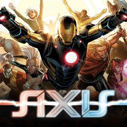 Avengers & X-Men: Axis (2014)