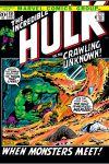 Incredible Hulk (1962) #151 Cover