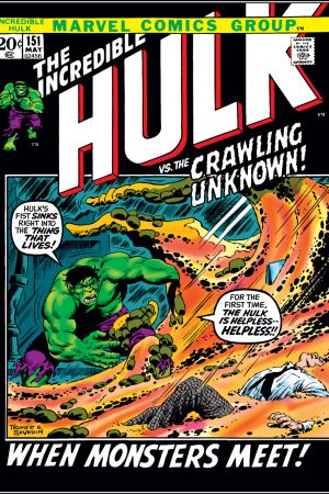 Incredible Hulk (1962) #151