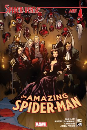 Amazing Spider-Man (2014) #12