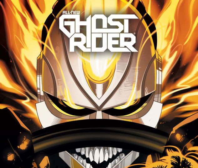 ALL-NEW GHOST RIDER 11 (WITH DIGITAL CODE)