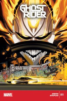 All-New Ghost Rider #11