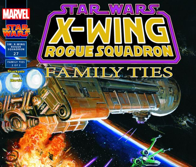 Star Wars: X-Wing Rogue Squadron (1995) #27