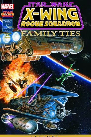 Star Wars: X-Wing Rogue Squadron #27