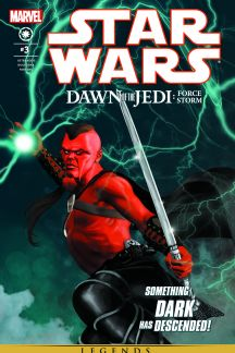 Star Wars: Dawn Of The Jedi - Force Storm (2012) #3