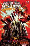 Deadpool's Secret Secret Wars (2015) #2
