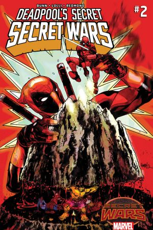 Deadpool's Secret Secret Wars (2015) #2