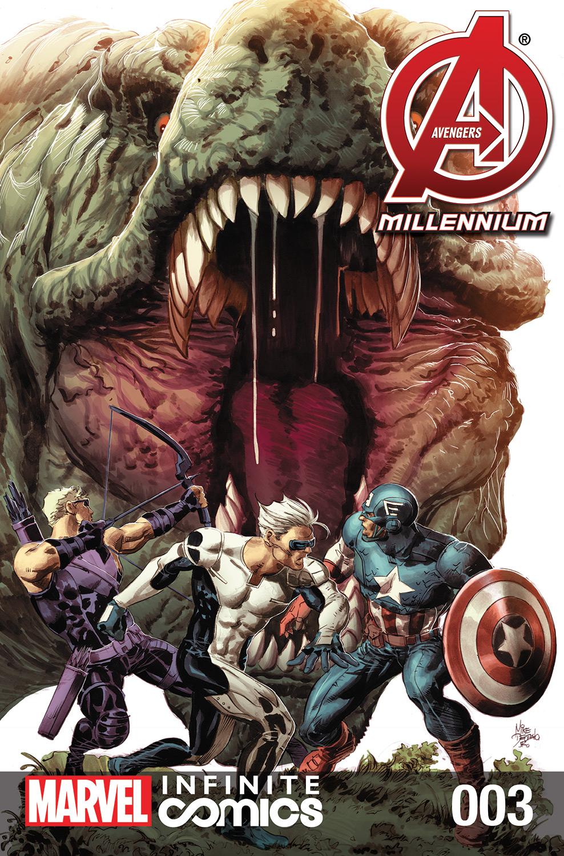 Avengers: Millennium Infinite Comic (2015) #3