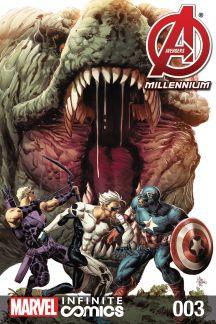 Avengers: Millennium Infinite Comic #3